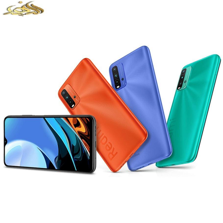 گوشی موبایل شیائومی مدل redmi 9T M2010J19SG ظرفیت 128 گیگابایت و رم4 گیگابایت