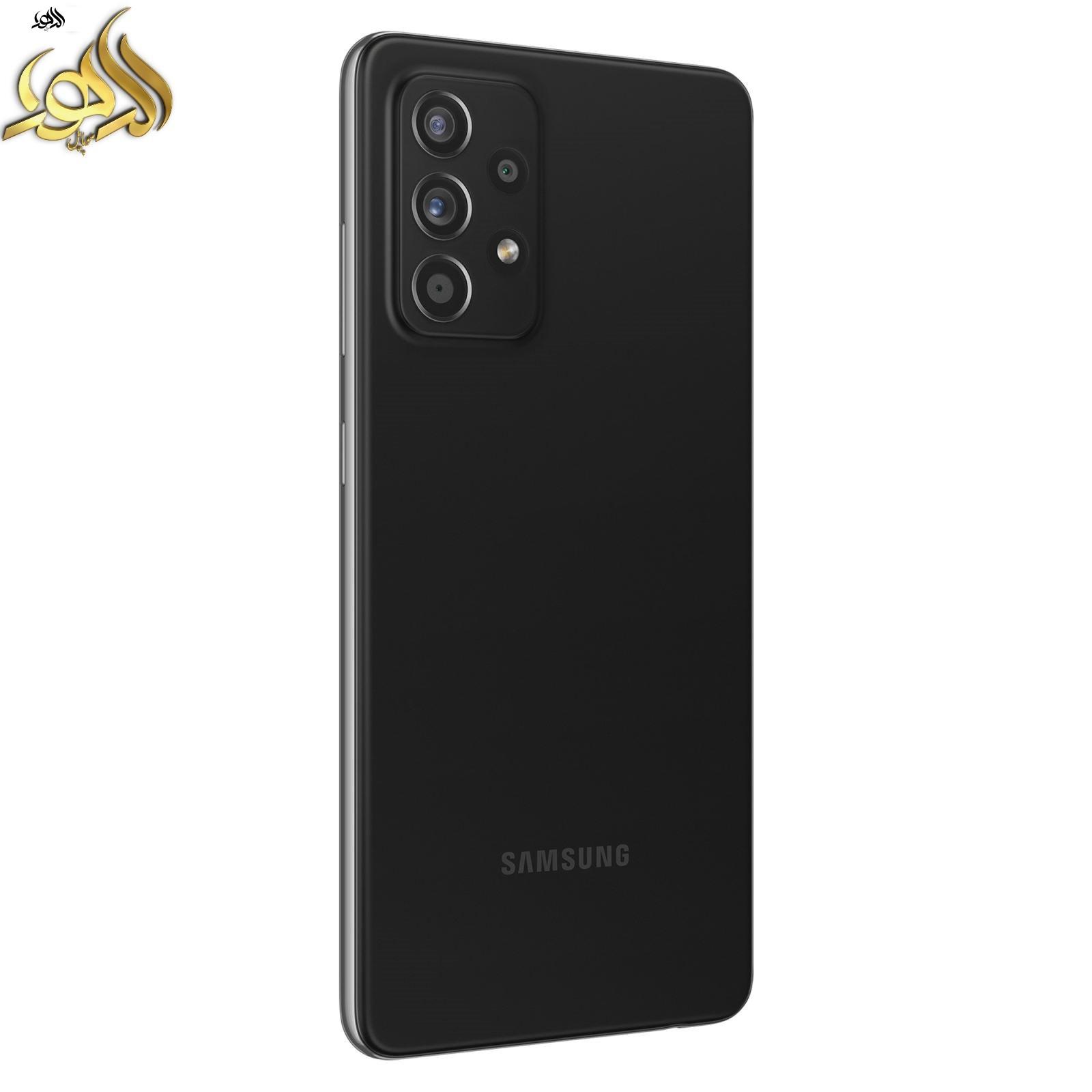 گوشی موبایل سامسونگ مدل A72 SM-A725F/DS دو سیمکارت ظرفیت 128 گیگابایت و رم 8 گیگابایت