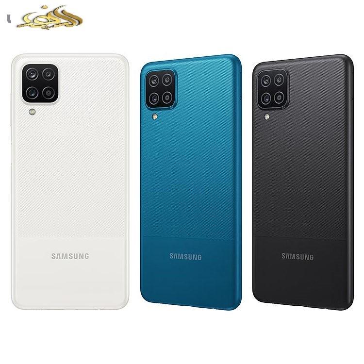 گوشی موبایل سامسونگ مدل Galaxy A12 SM-A125F/DS دو سیم کارت ظرفیت 64 گیگابایت و رم 4 گیگابایت