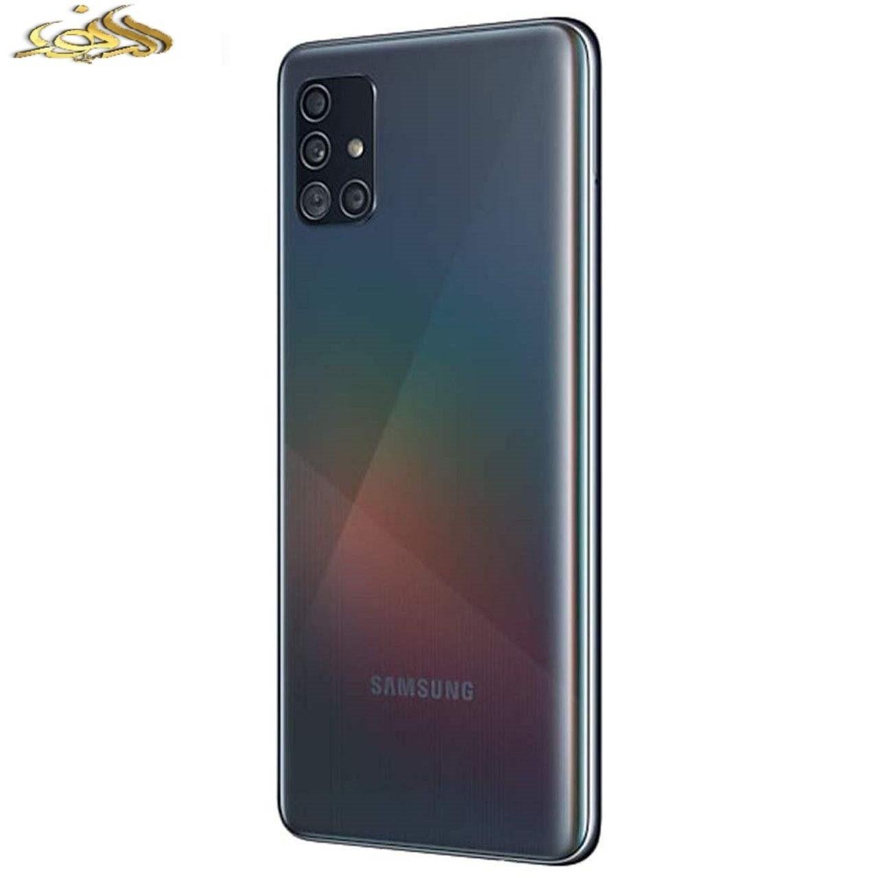 گوشی موبایل سامسونگ مدل Galaxy A51 SM-A515F/DSN دو سیم کارت ظرفیت 128گیگابایت و رم 8 گیگابایت