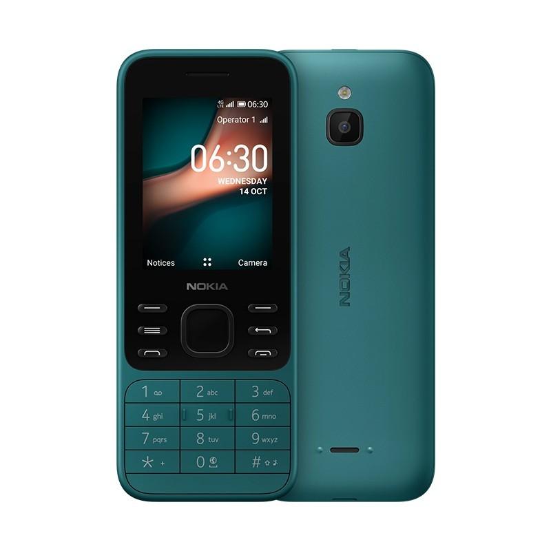 گوشی موبایل نوکیا مدل 6300 دوسیمکارت ظرفیت 4 گیگابایت رم 512 مگابایت