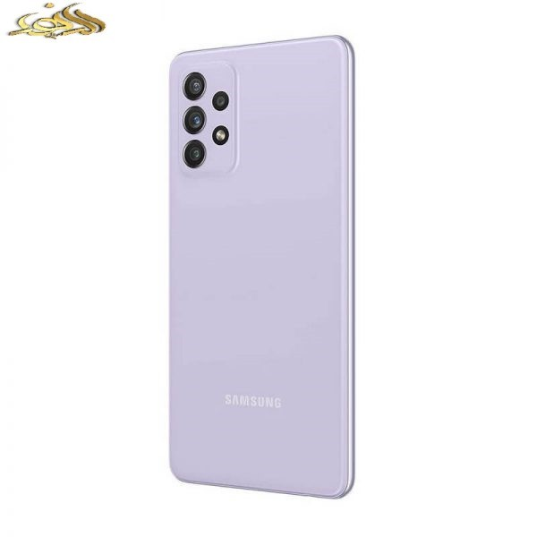 گوشی موبایل سامسونگ Samsung Galaxy A72 SM-A725F/DS با 256گیگ حافظه داخلی و رم8گیگابایت