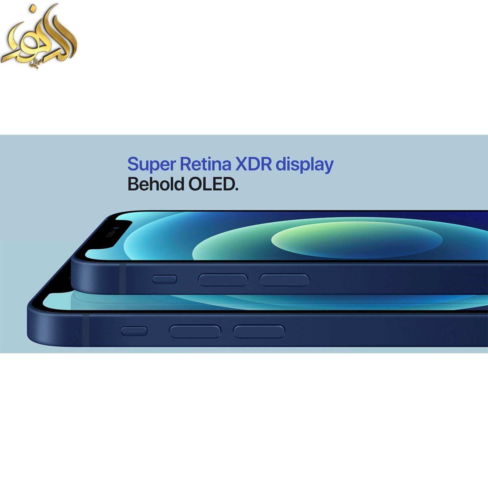 گوشی موبایل اپل مدل iPhone 12 cha دو سیم کارت ظرفیت 128 گیگابایت